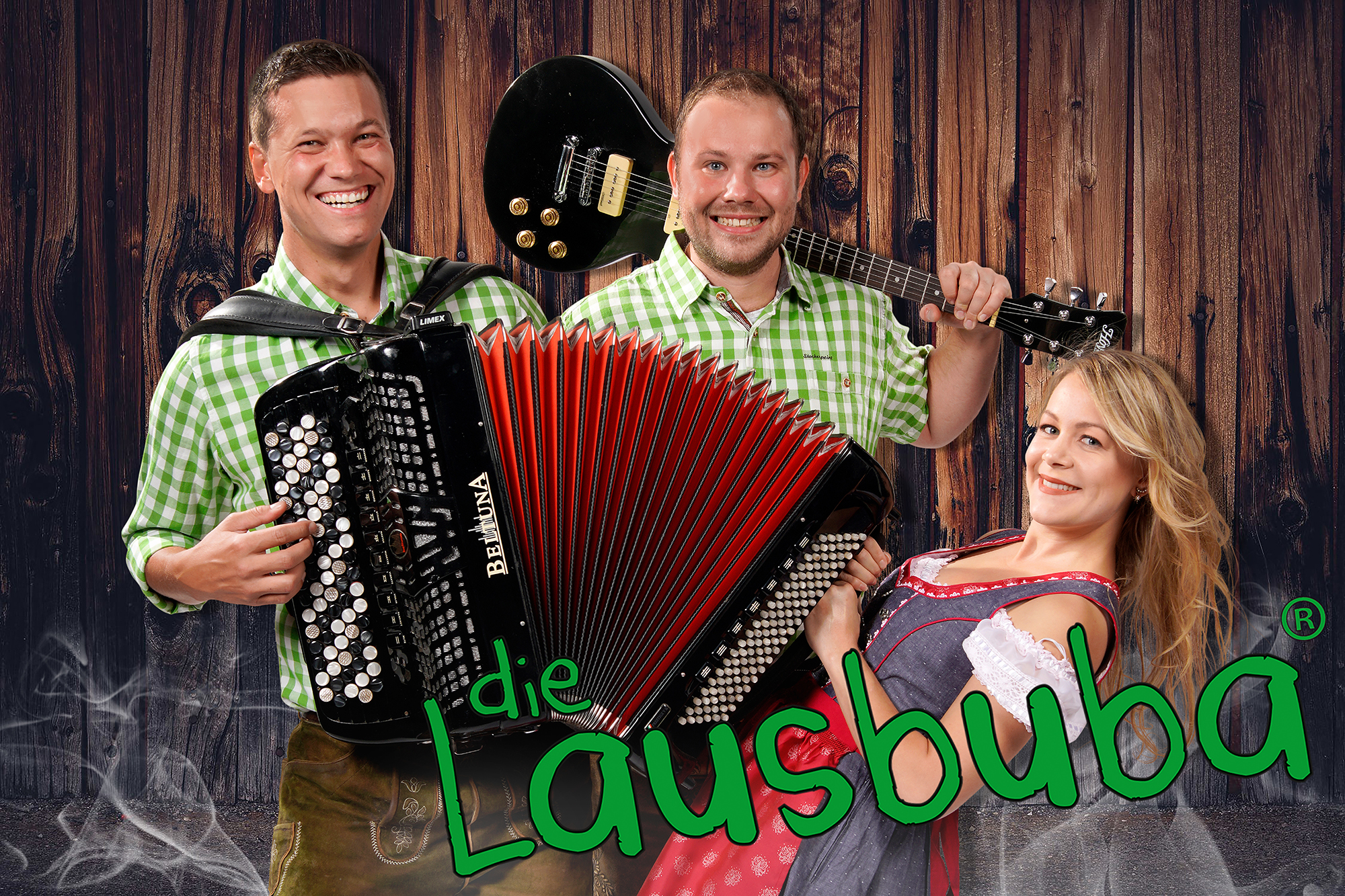 You are currently viewing Die Lausbuba – Oktoberfestband