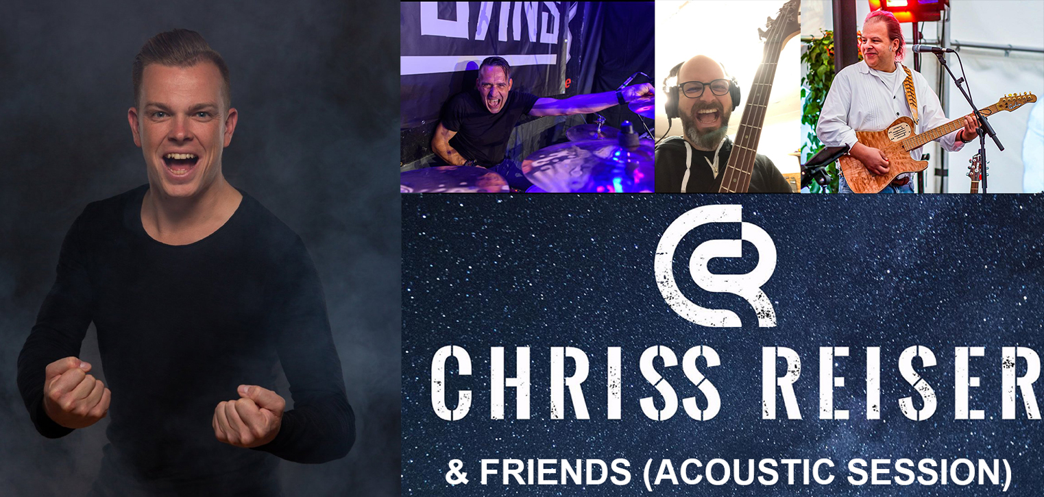 You are currently viewing Chriss Reiser & Friends