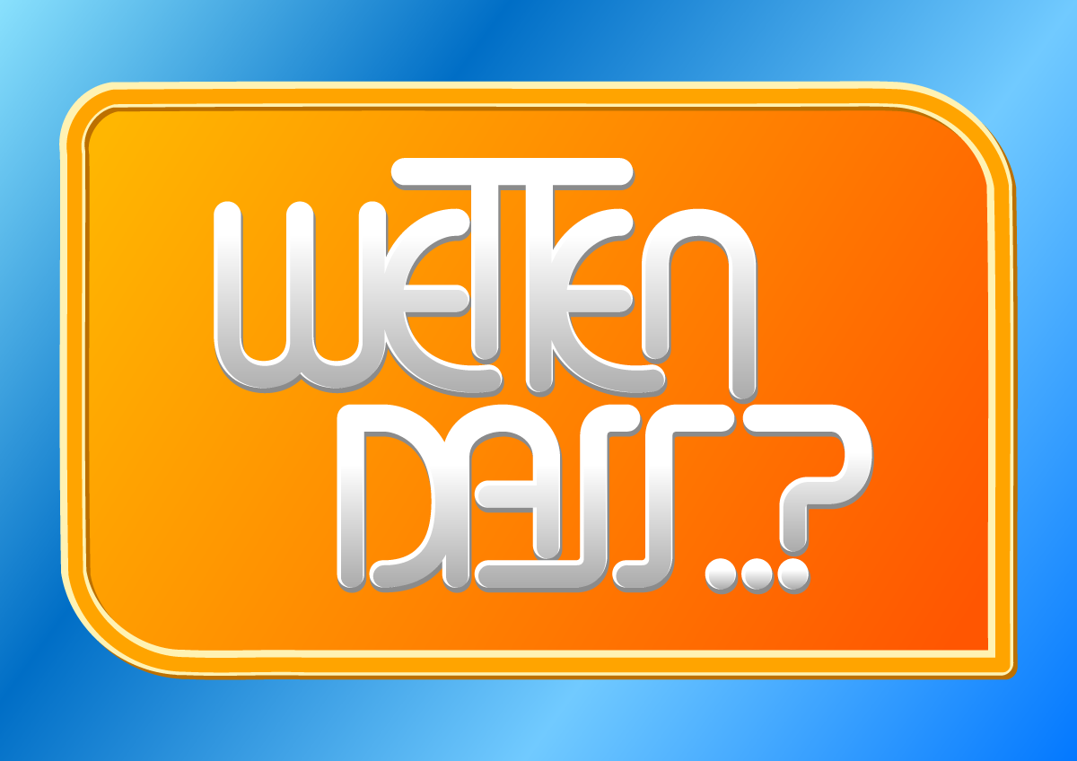 You are currently viewing Wetten Dass ?!?